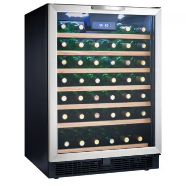 danby dual zone wine cooler image