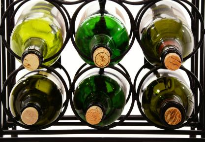 wine rack made or iron  sc 1 st  Wine Racks & Hanging Rod Iron Wine Racks u0026 Table Black Iron Wine Rack