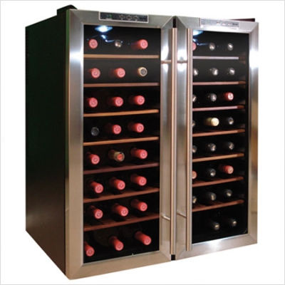 Table Wine Cooler, Wine Fridge Hold 12 Bottles (JC-28G) - China